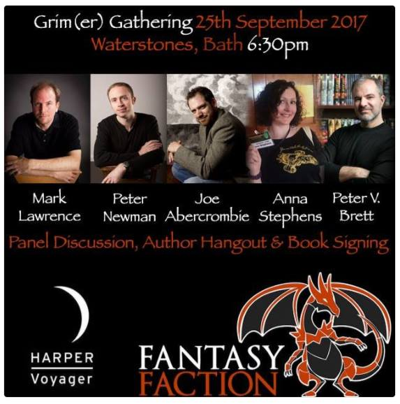Grim Gathering Sept 2017
