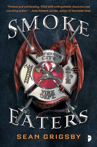 Smoke Eaters cover