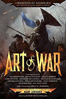 Art of War anthology cover