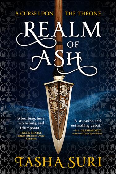 Tasha Suri realm of ash